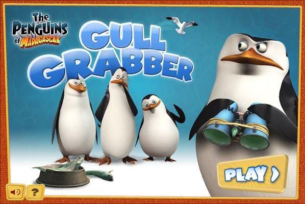 Gull Grabber Game