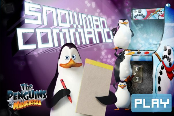 Snowman Command
