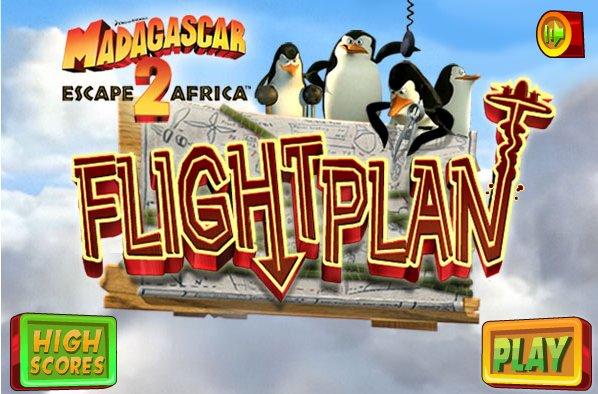 Madagascar 2: Flightplan (AD)
