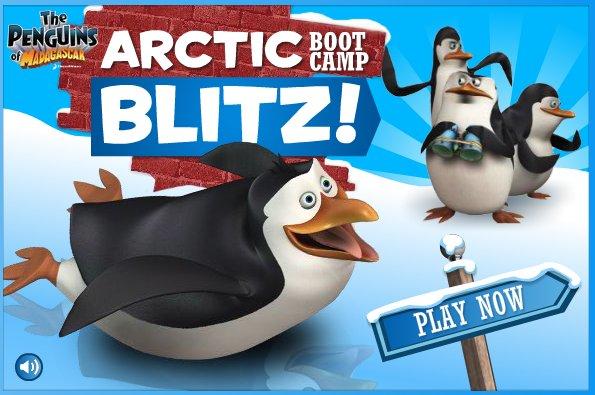 Arctic Boot Camp Blitz