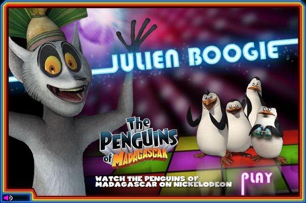 Julien Boogie Game